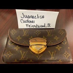 Old style wallet! LV